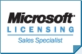 Microsoft Licensing Sales Specialist