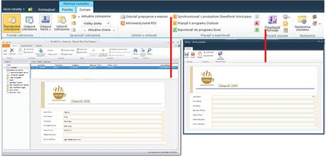 Efektívnejšia práca s intuitívnymi zoznamami lokality SharePoint
